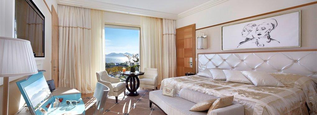Martinez chambre prestige de luxe magade for Chambre hotel luxe