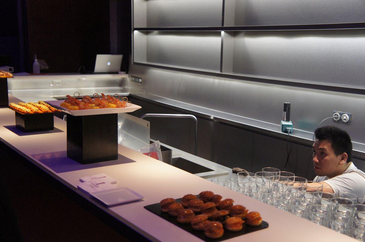 Bar Concorde Lafayette Paris