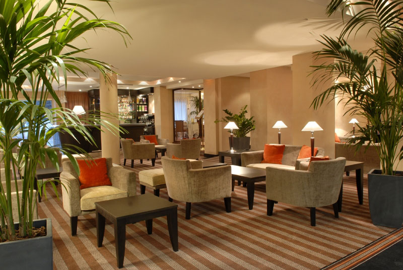 Cannes Palace Hotel - halle