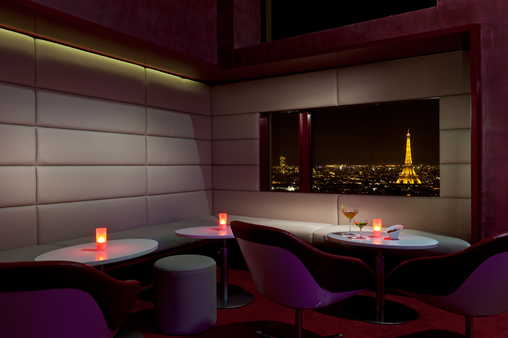 bar panoramique concorde lafayette paris