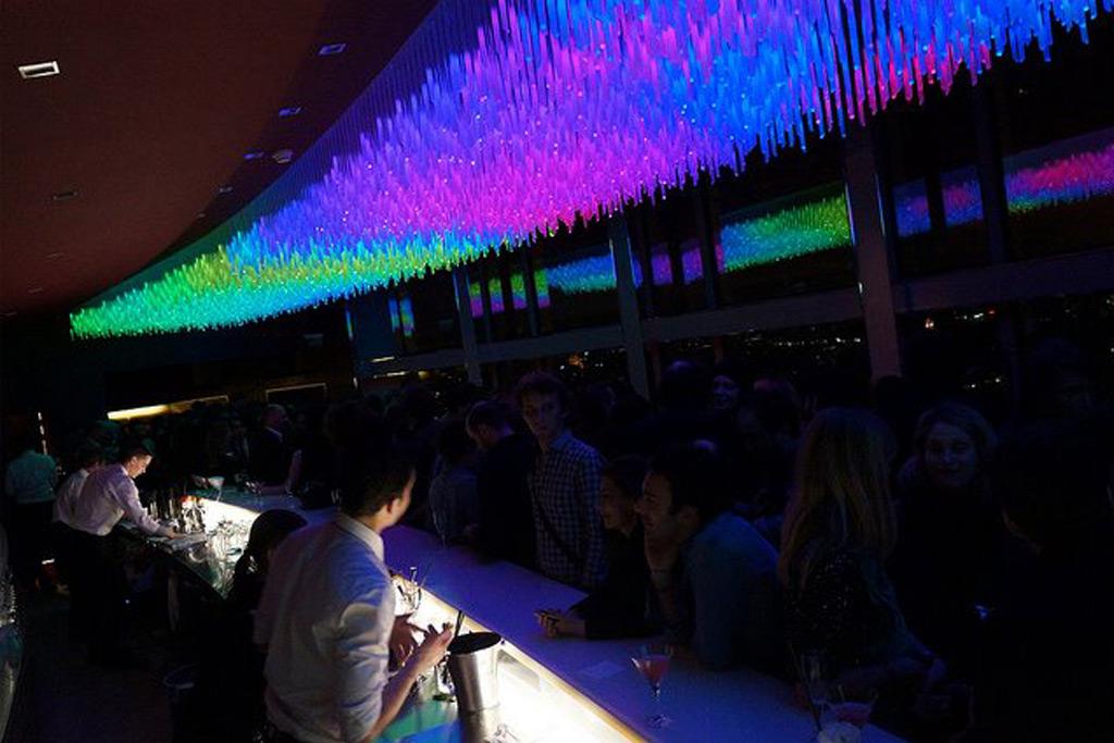 Bar Panoramique la vue - Concorde Lafayette Hotel