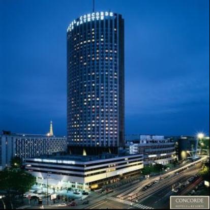 Hotel Palais Des Congres Porte Maillot