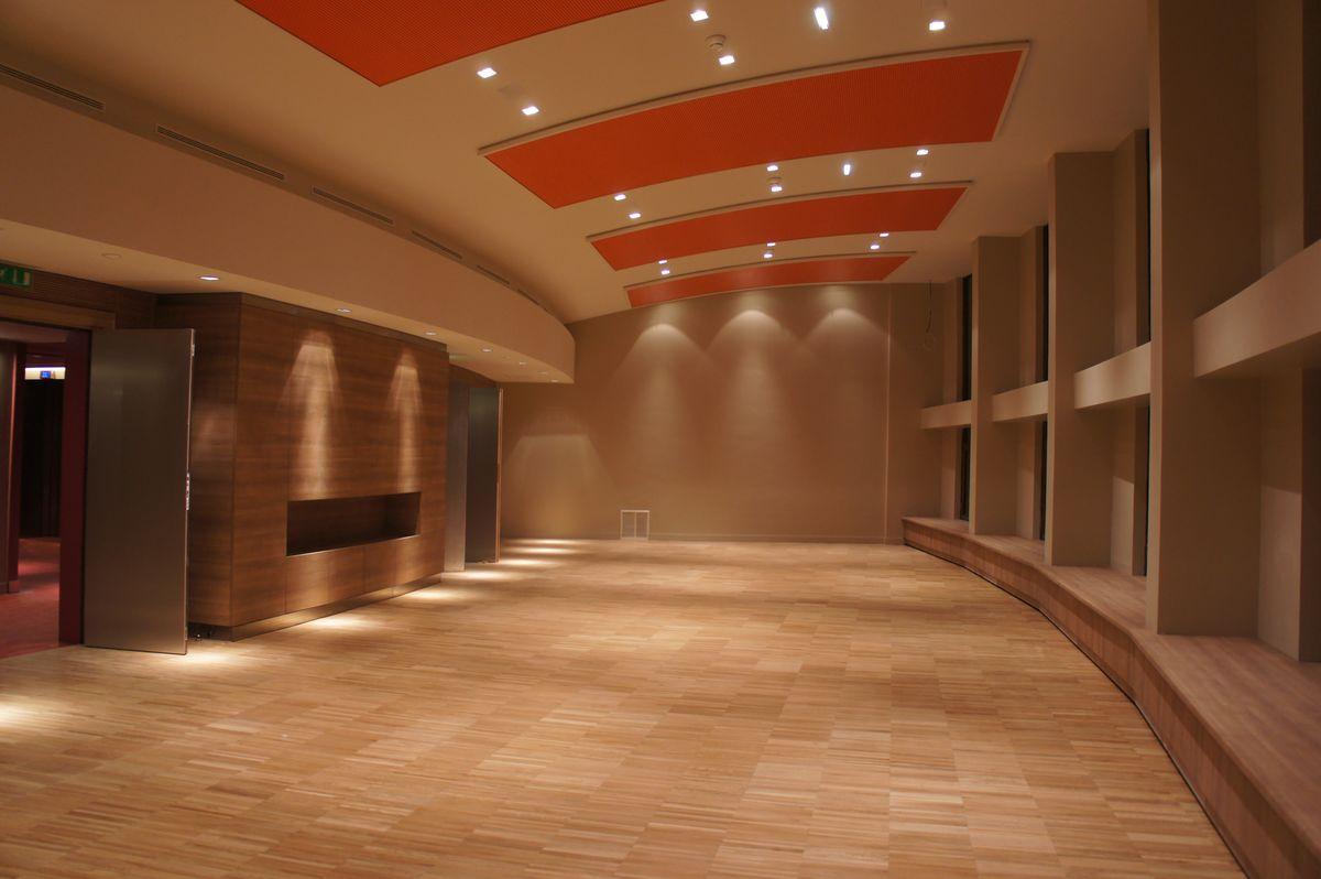 Bar Concorde Lafayette Paris - salle de sport