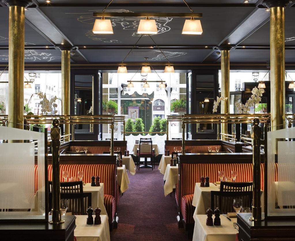 Hotel du Louvre Paris - La Brasserie