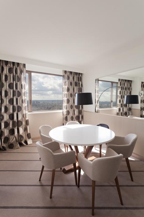 concorde lafayette paris - Suites Ambassador et Présidentielles BOMA Architectes