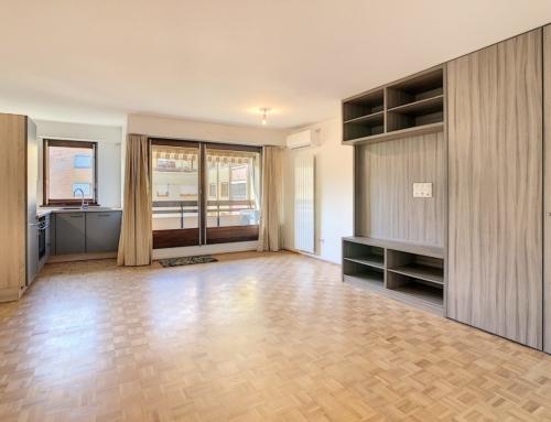 Rénovation HYPER CENTRE Appartement 3 pièces 81,43 m² avec balcon – STRASBOURG