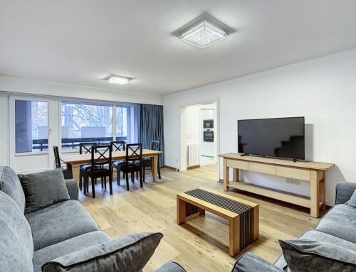 Rénovation d'un appartement au centre ville de Strasbourg